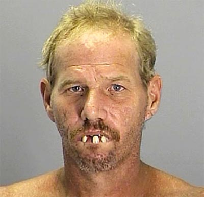 World's Ugliest Mug Shot -- and yes it's real!